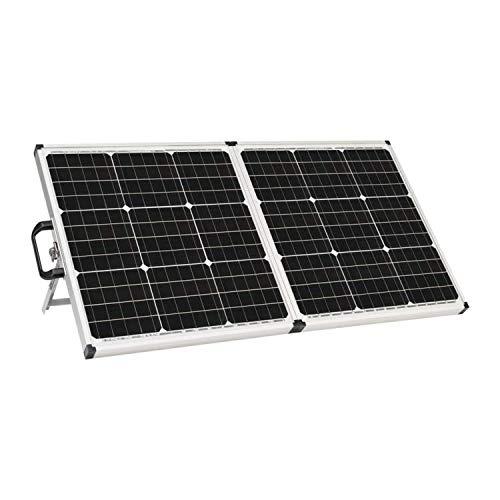 Zamp Solar 90 Watt Portable Solar Panel Kit Great For